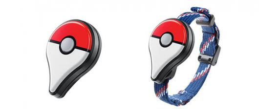 Opaska Pokemon GO