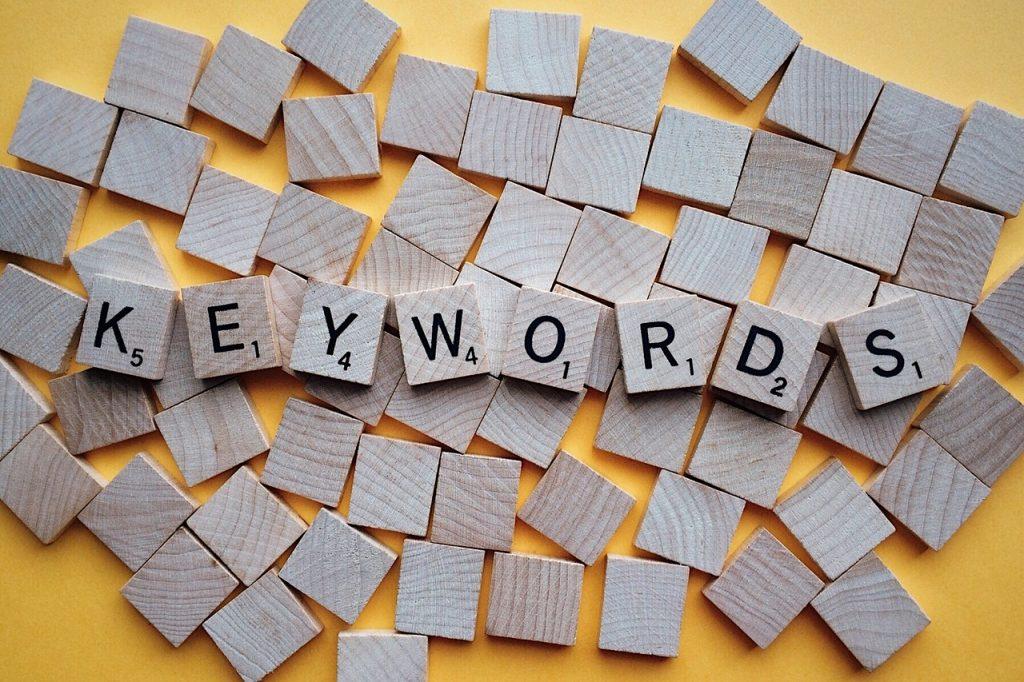 Keywords - zmiany w dopasowaniu słów kluczowych