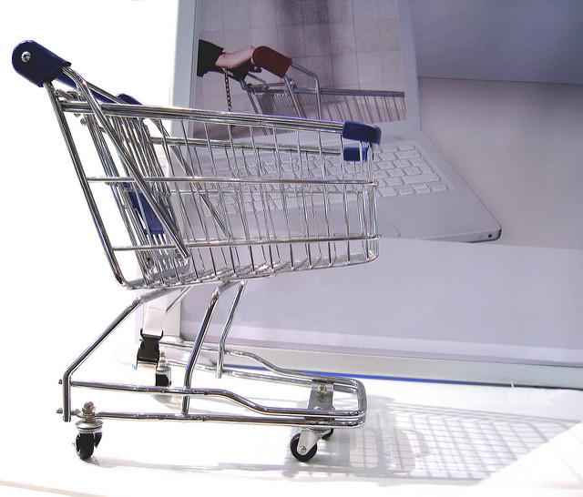 Sklep internetowy - promocja nowego e-sklepu
