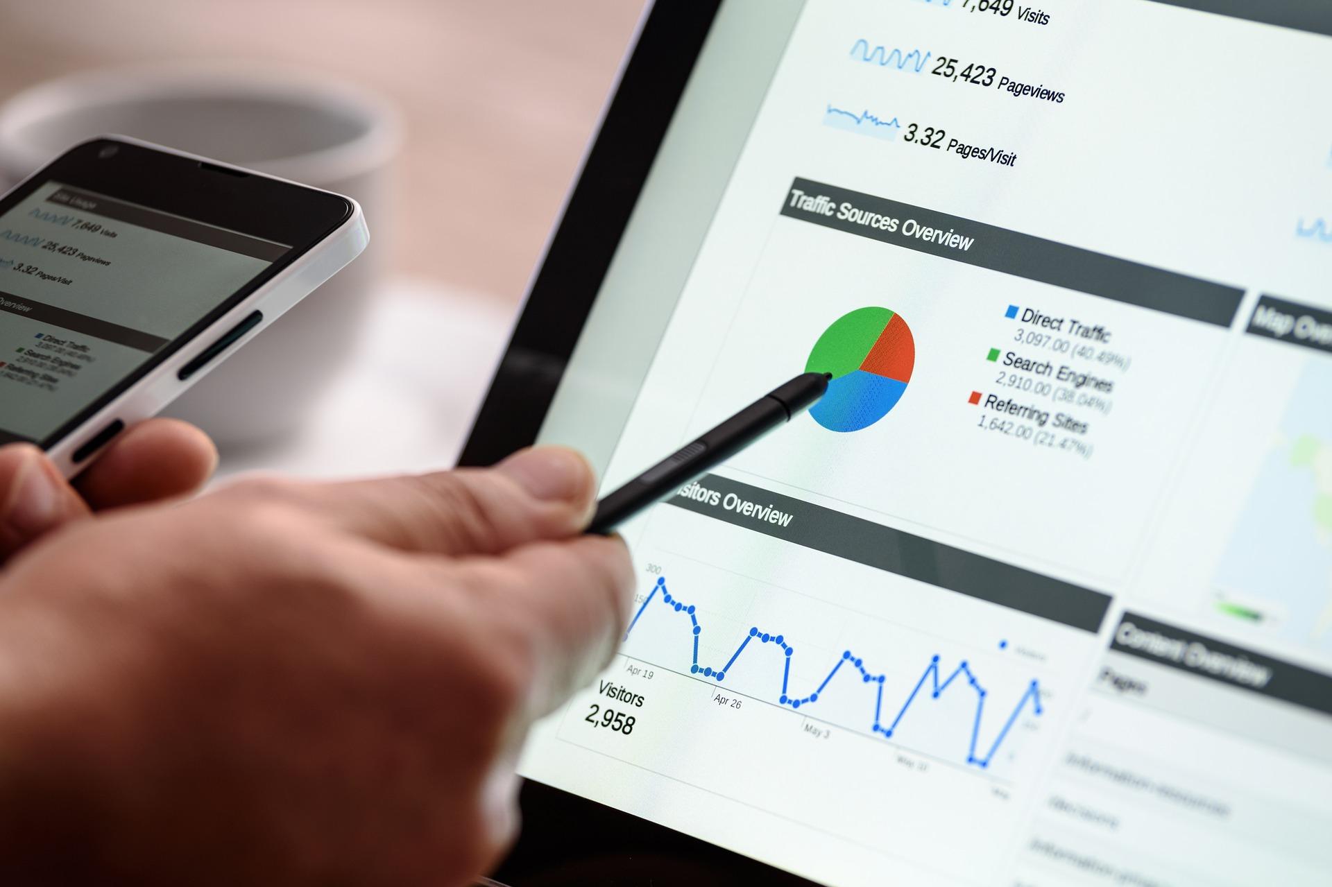 Sezonowość biznesu - analiza wyników z lat ubiegłych