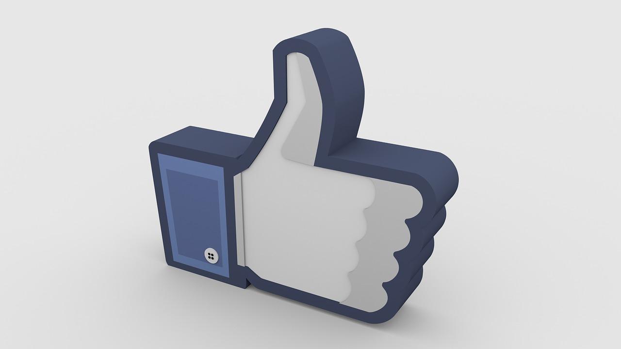 Facebook - lubię to