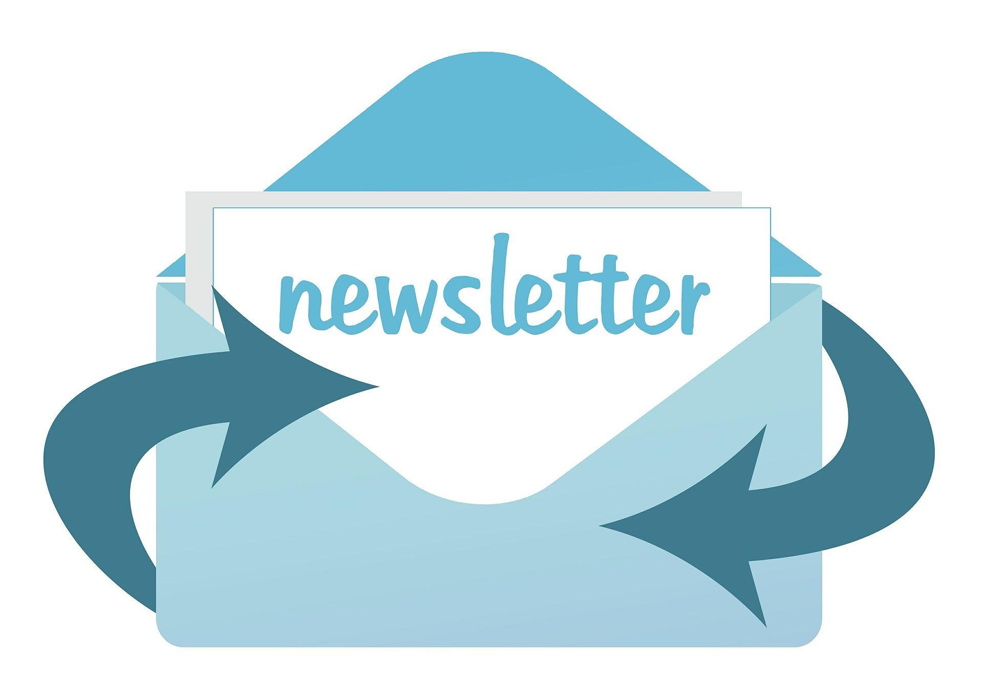 Newsletter and e-marketing data