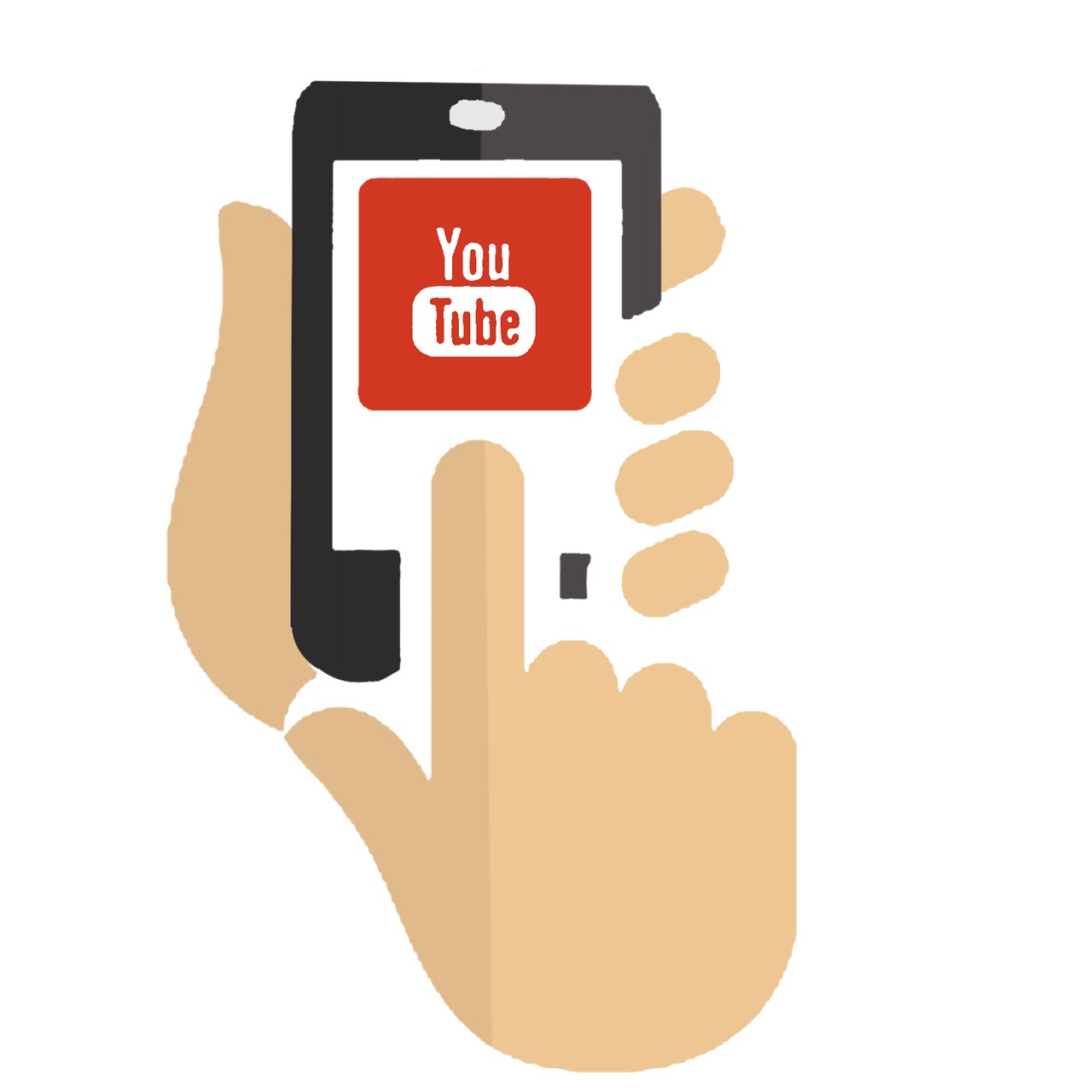 You Tube smartphone app