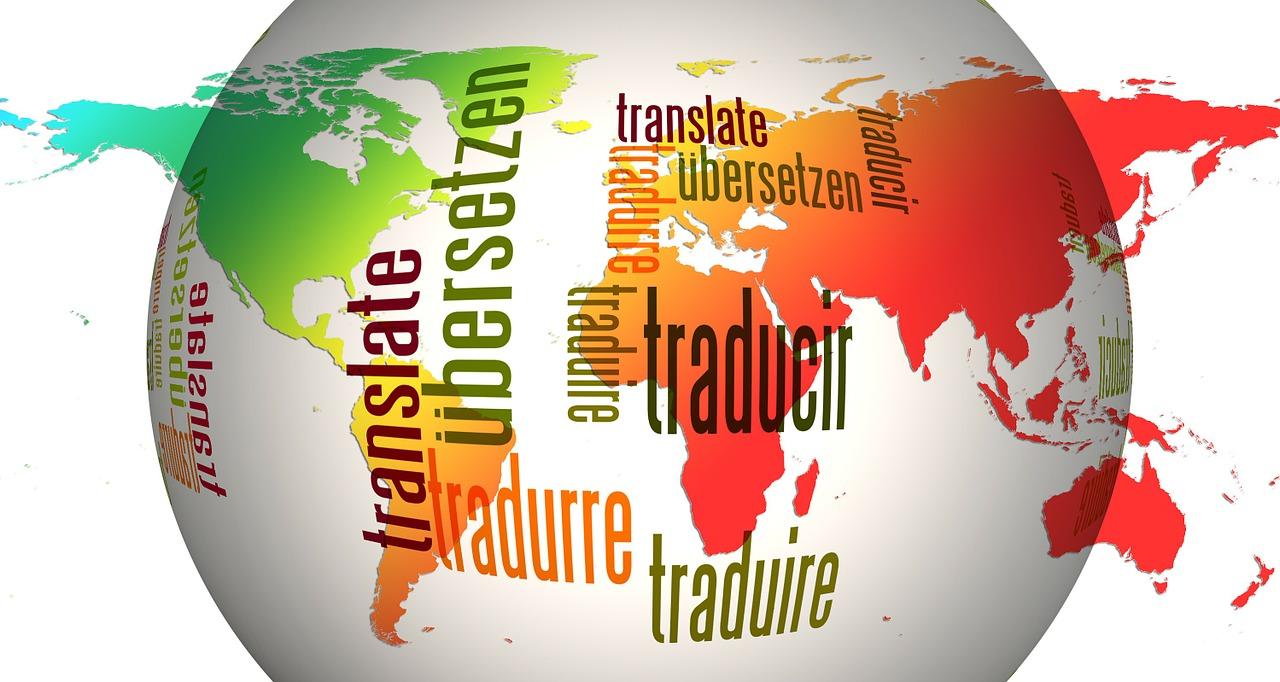 Wersje językowe strony internetowej - tłumaczenia