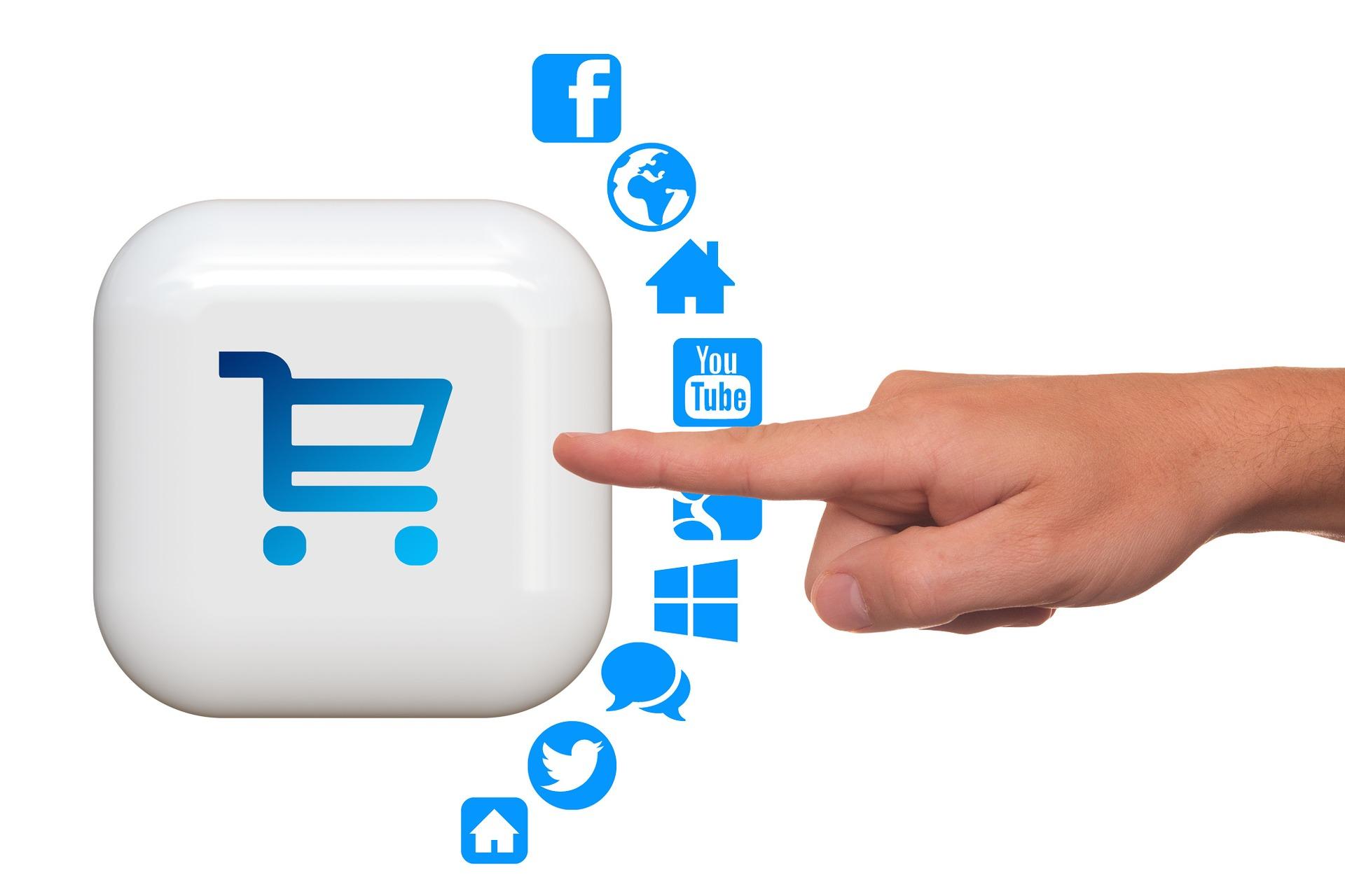 Zakupy internetowe a błędy na stronach sklepów