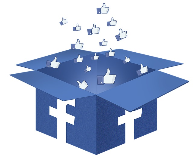 Facebook, polubienia fanpage'y