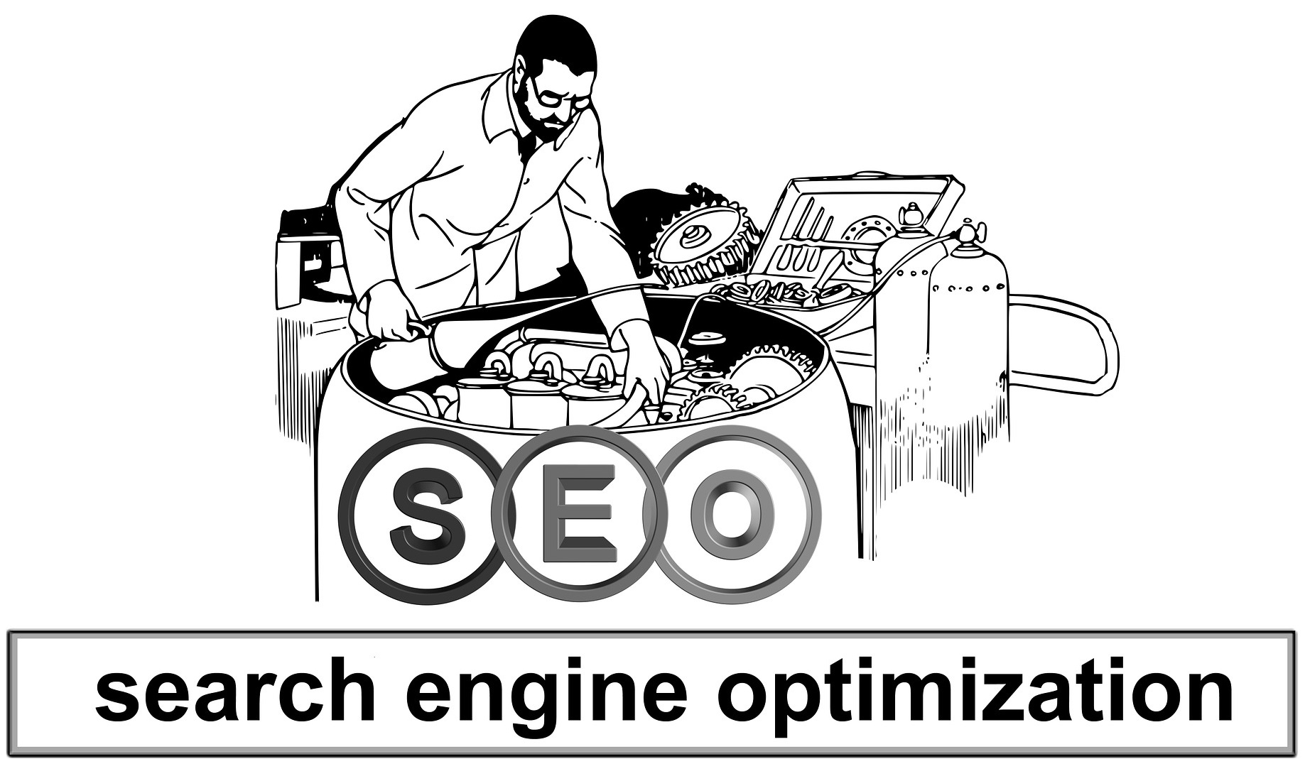 SEO and alogorithm updates