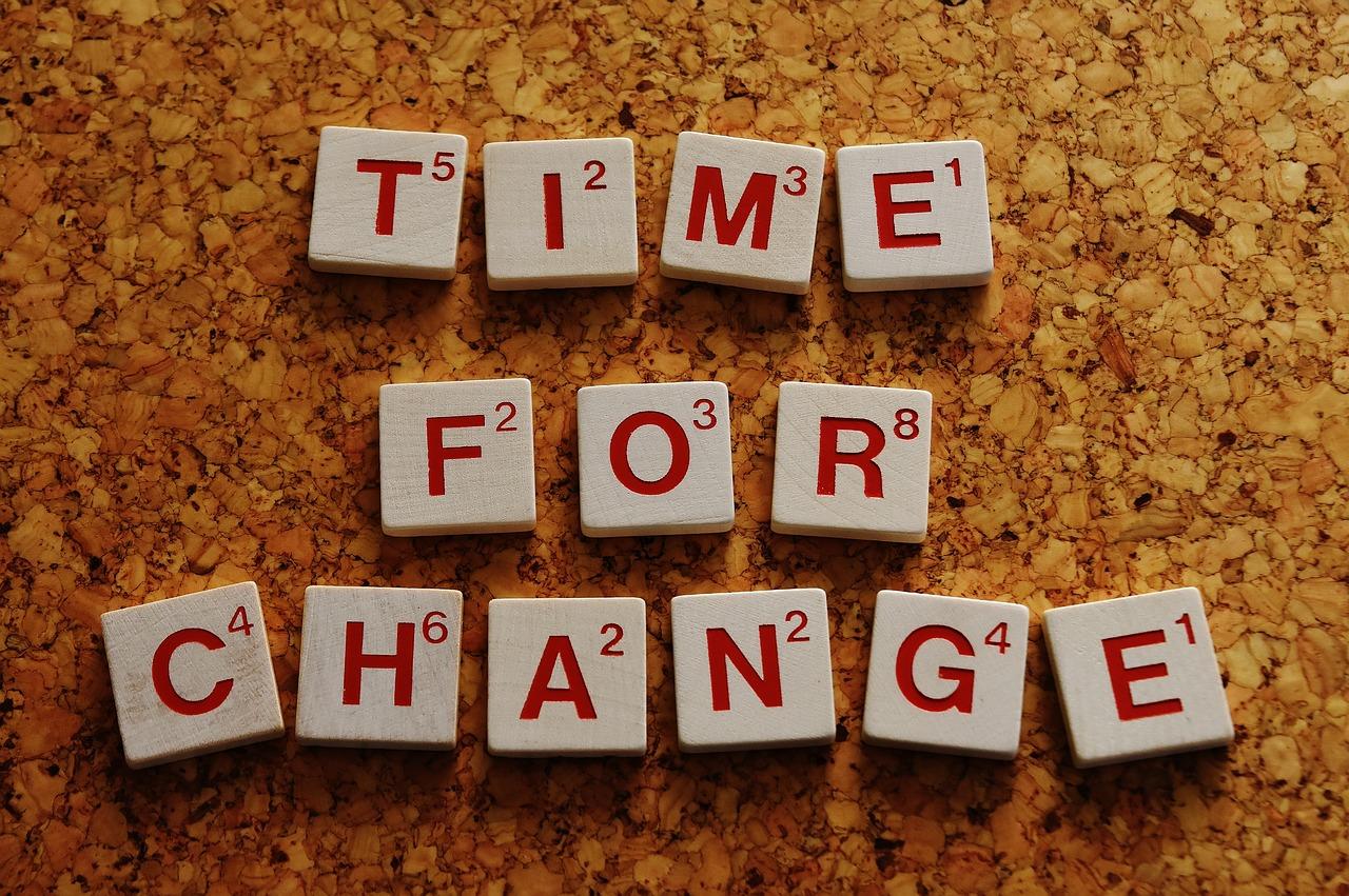 Pełnoletność - czas na zmiany
